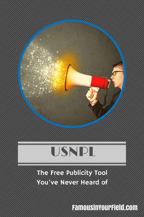 Free Publicity - USNPL